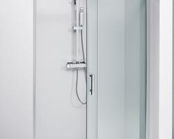 La Maison d'ORKA -  Cabines de douches en niche