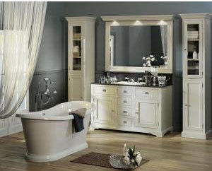 Meubles de salles de bains rétro à Genappe. Meubles rétro de Maison ...