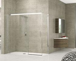 La Maison d'ORKA - Cabines de douches en angle