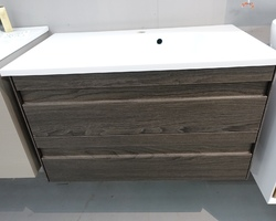 300,€  -- >Meuble BARCELONA 80x46cm + Plan Lavabo e