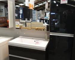 200,€  -- >Meuble VERONE Gris laqué EXPO 100,€  -- >Colonne VERONE Gris laqué EXPO