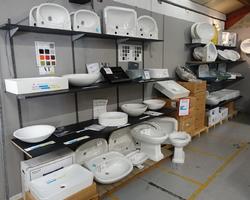 Large choix de vasques d'EXPO ou sur commande