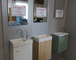 Lave-mains EXPO et sur commande