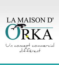 La Maison d'Orka - Vente meubles salle de bains et accessoires, matériel